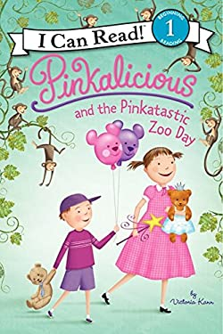 Pinkalicious and the Pinkatastic Zoo Day 9780062187796