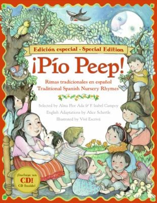 Pio Peep!: Rimas Tradicionales en Espanol [With CD (Audio)] 9780061116667