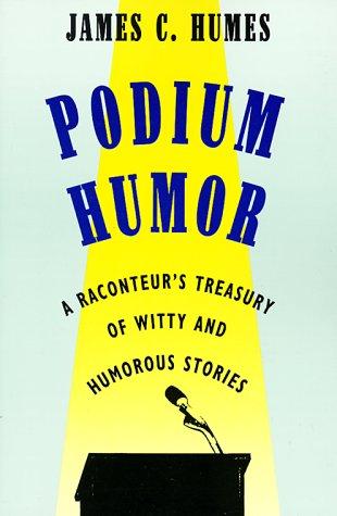 Podium Humor Ri