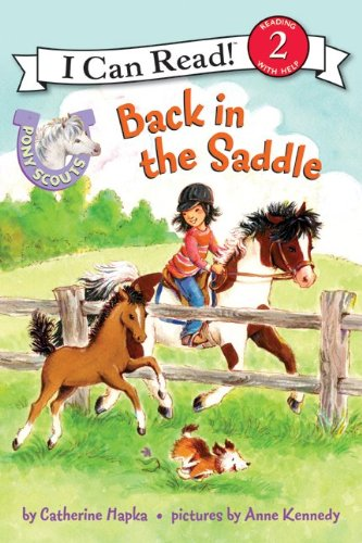 Pony Scouts: Back in the Saddle 9780061255397
