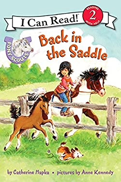 Pony Scouts: Back in the Saddle 9780061255410