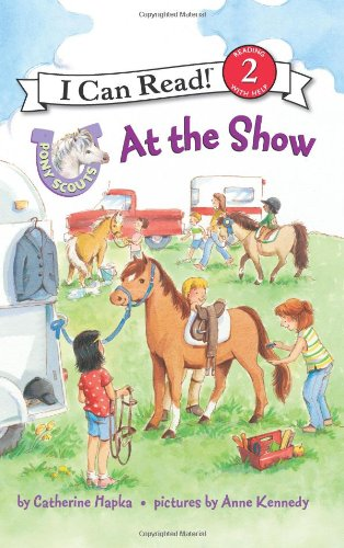 Pony Scouts: At the Show 9780061255427