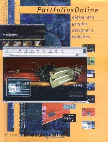 Portfolios Online: Digital and Graphic Designer's Websites