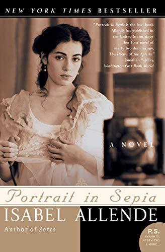 Portrait in Sepia