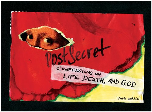 PostSecret: Confessions on Life, Death, and God 9780061859335