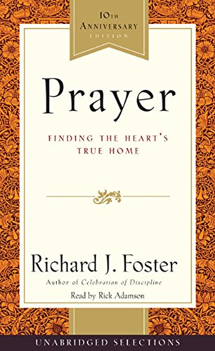 Prayer Selections: Prayer Selections