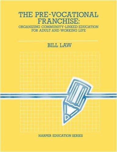 Pre-Vocationl Franchise(225