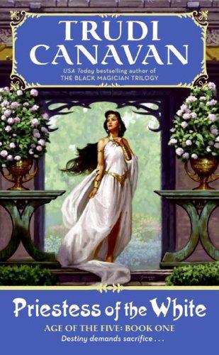 Priestess of the White 9780060815707