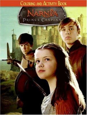 Prince Caspian Coloring and Activity Book