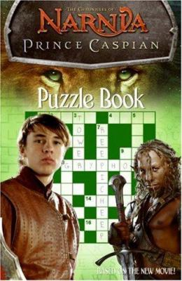 Prince Caspian Puzzle Book