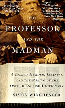Professor and the Madman Intl 9780061030222