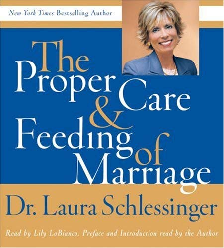 Proper Care and Feeding of Marriage CD: Proper Care and Feeding of Marriage CD 9780061227110