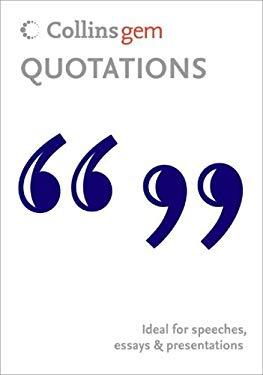Quotations 9780060818715