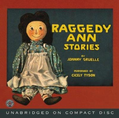 Raggedy Ann Stories CD: Raggedy Ann Stories CD
