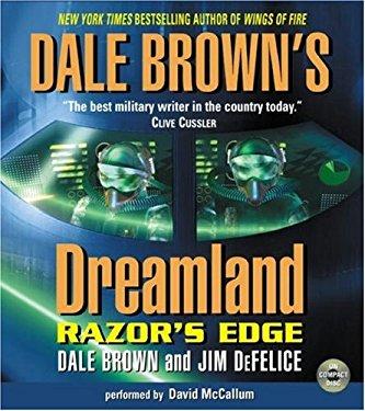 Dale Brown's Dreamland: Razor's Edge CD: Dale Brown's Dreamland: Razor's Edge CD