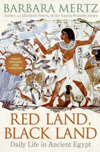 Red Land, Black Land: Daily Life in Ancient Egypt 9780061252754