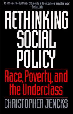 Rethinking Social Policy 9780060975340