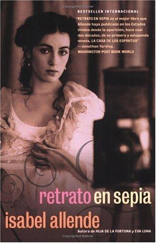 Retrato En Sepia: Una Novela 9780060936358