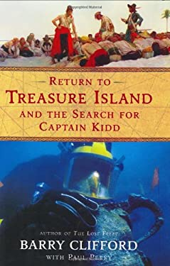 Return to Treasure Island and the Search for Captain Kidd 9780060185091