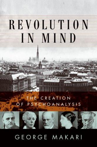 Revolution in Mind: The Creation of Psychoanalysis 9780061346613