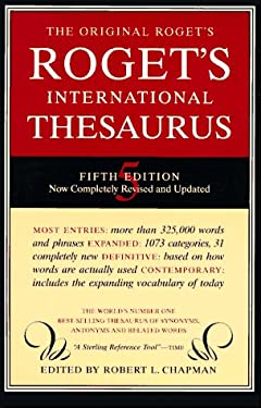 Roget International Thesaurus