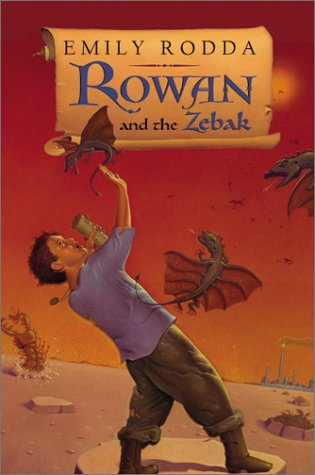 Rowan and the Zebak