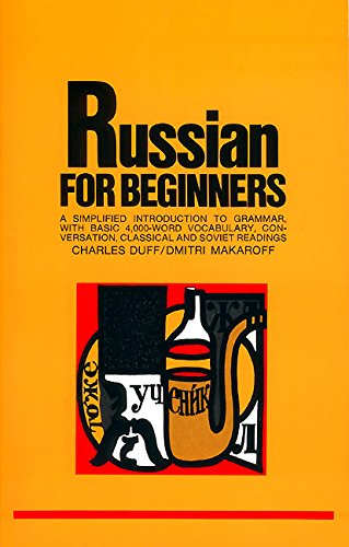 Russian for Beginners 9780064632874