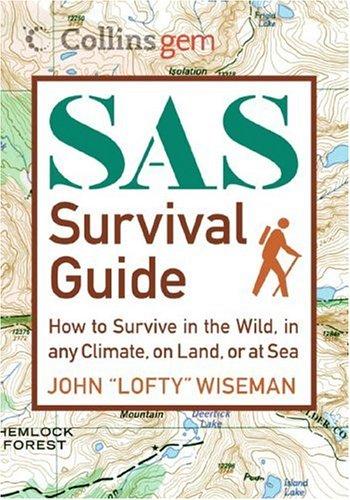 SAS Survival Guide 9780060849825