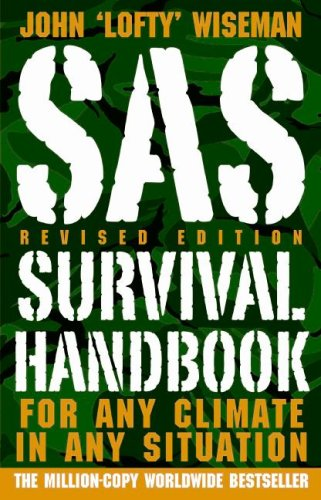 SAS Survival Handbook: For Any Climate, in Any Situation 9780061733192