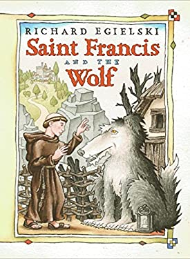 Saint Francis and the Wolf