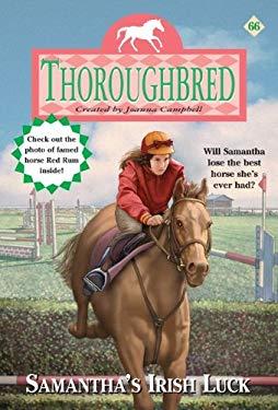 Thoroughbred #66: Samantha's Irish Luck
