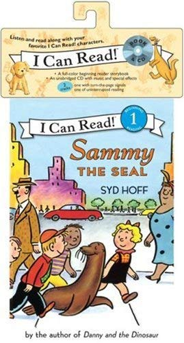 Sammy the Seal [With CD]