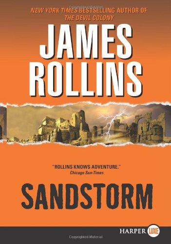 Sandstorm 9780062066527