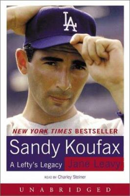 Sandy Koufax: Sandy Koufax 9780060569440