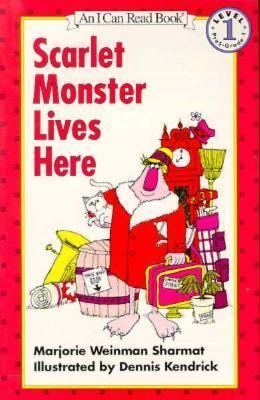 Scarlet Monster Lives Here Level 1