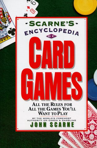 Scarne's Encyclopedia of Card Games 9780062731555