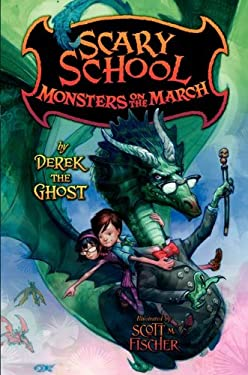 Scary School: Monsters on the March 9780061960956