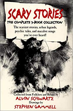 Scary Stories Box Set 9780064404655