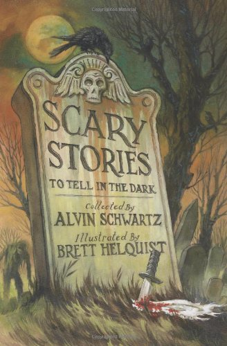 Scary Stories to Tell in the Dark 9780060835200