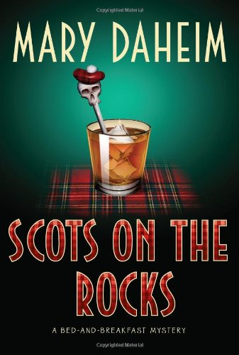 Scots on the Rocks: A Bed-And-Breakfast Mystery
