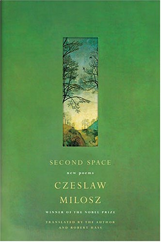 Second Space: New Poems