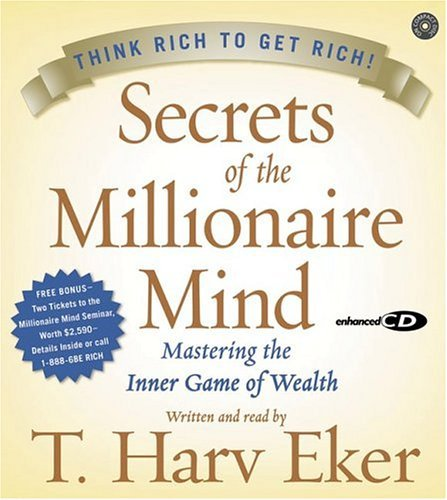 Secrets of the Millionaire Mind CD: Secrets of the Millionaire Mind CD 9780060776572