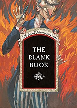 Series of Unfortunate Events: The Blank Book