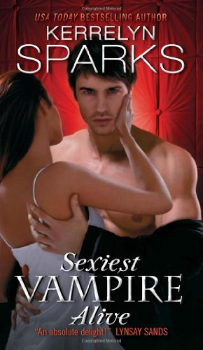 Sexiest Vampire Alive 9780061958052