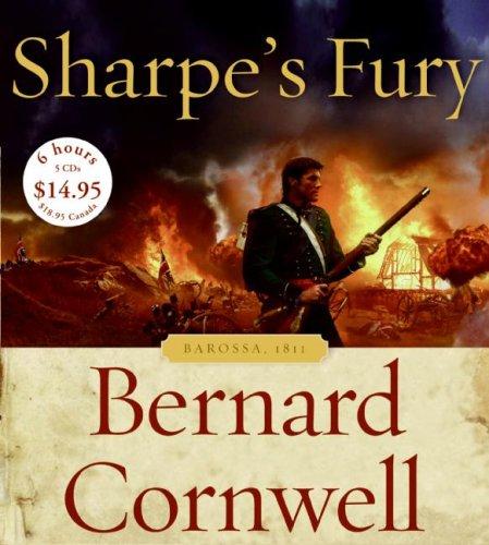 Sharpe's Fury: Barossa, 1811