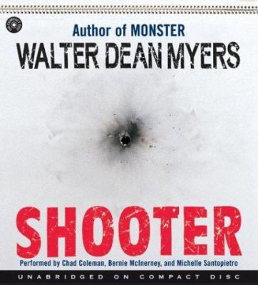 Shooter CD: Shooter CD 9780060747657