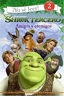 Shrek the Third: Amigos y Enemigos 9780061228674