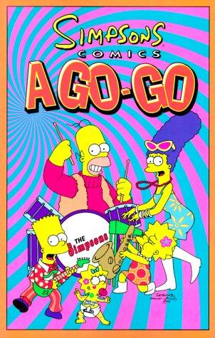 Simpsons Comics A-Go-Go