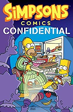 Simpsons Comics Confidential 9780062115324