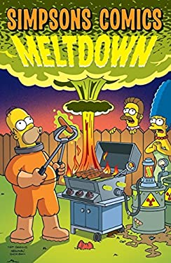 Simpsons Comics Meltdown 9780062036537
